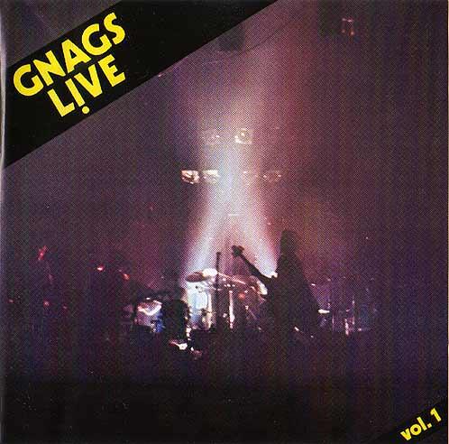 Gnags - Live Vol. 1