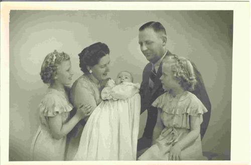 Henning Stærks Dåb